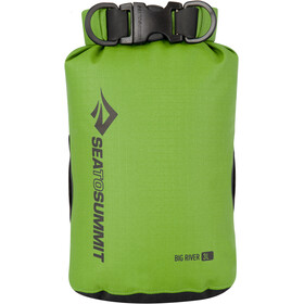 Sea to Summit Big River Dry Bag 3l, apple green